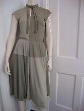 Crepe 1970s Vintage Dresses for Women