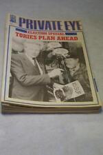 April Private Eye News & General Interest Magazines