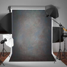2019 Photography Backdrops Abstract Black Gray Retro Studio Photo Props 5x7Ft