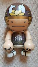 Huck Gee Gold Life Play Imaginative Trexi and Mini Trexi Rare