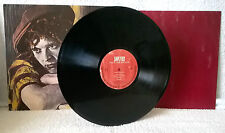 SIMPLY RED-PICTURE BOOK-1985-VINYL-PRINTED INNER-EX/EX