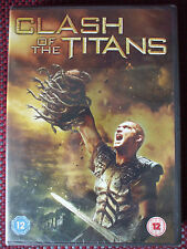 """Clash Of The Titans DVD.""""Release The Kraken !"""".BRAND NEW AND SEALED."""