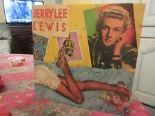 VINYLE 33 T JERRY LEE LEWIS INEDITS(CHARLIE CR300007)