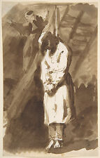 Goya Prints and Drawings: Images of Terror and Death: 3 Fine Art Prints