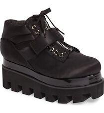 JEFFREY CAMPBELL 'Extrema' Platform Bootie Sneaker, Combat, Runway, 7- 7.5