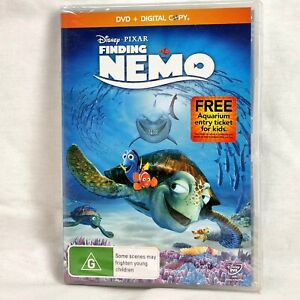 FINDING NEMO DVD NEW SEALED 2 Disc Special Edition Disney 2012