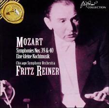 Mozart: Symphonies Nos. 39 & 40; Eine kleine Nachtmusik (CD, Apr-1995 RCA Gold)
