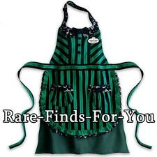 Disney Parks Haunted Mansion Ghost Host Hostess Kitchen Maid Costume Adult Apron