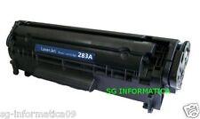 TONER PER HP LASERJET PRO MFP M125A M125NW M125RNW CF283A 83A CARTUCCIA REMAN
