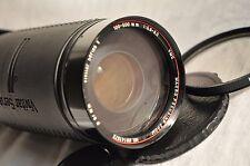 Vivitar Series 1 VMC 100-500mm f/5, 6-8, macro, para Canon FD