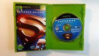 Superman Returns The Video Game Microsoft Xbox MINT DISC Complete CIB Fast Ship!