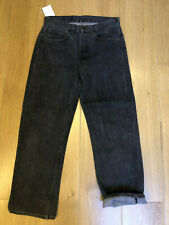 "VINTAGE LEVIS 501 - 80's - USA - Black -  32/34"""