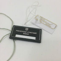 Chopard and Frederique Constant labels (S/R)