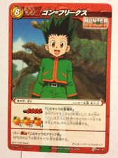 Miracle Battle Carddass Hunter × Hunter Gon Freecss P HH 01 Promo