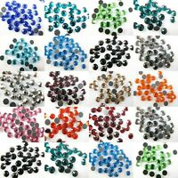 1440pcs SS10 2.8mm Faltback Hotfix Iron DIY Sewing Decorate Crystal Rhinestone