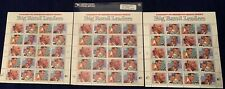 Lot of 3 Scott #3096-99 Big Band Leaders Panes Of 20 ~ 32c ~ Mnh, Sealed