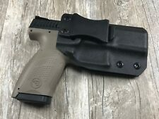 IWB Taco Holster CZ P10 C Compact Kydex Retention Concealment Swift Draw Holster