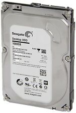 Seagate Barracuda 1TB disco fisso 7200.14 (7200rpm) SATA 64MB (ST1000DM003)