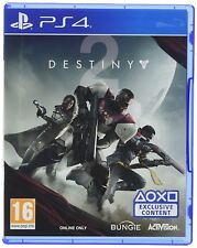 Destiny 2 PS4 NEW SEALED DISPATCHING TODAY ALL ORDERS PLACED BY 2 PM