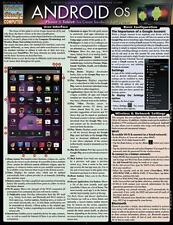 Android Os-Phone & Tablet [Quick Study Academic]
