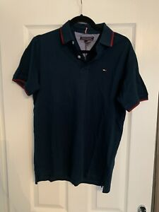 Tommy Hilfiger Mens Polo T Shirt L - BNWT