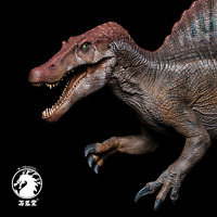 W-Dragon Collector Toy Gift 1/35 Spinosaurus Statue Dinosaur Figure Spino Animal