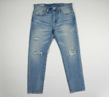 Levi's Premium Hi-Ball Slim Tapered Distressed Jeans Men's sz 32 x 32