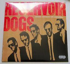 Reservoir Dogs Original Soundtrack OST *BLACK* Vinyl LP Record NEW & SEALED