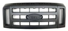 2008-2010 FORD F250 & F350 SUPER DUTY XL FRONT RADIATOR GRILLE  W/ FRAME SUP