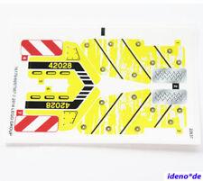 Jeux de construction Lego bulldozers technic