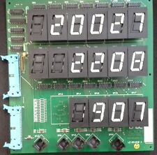 AUTOTANK NEXOR  AUTOLANE 9000  Dispensers  Display EMDL LB-201842 A