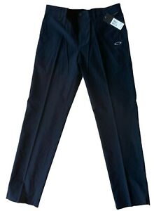 Oakley Men's Take Pro Sports Pants Blackout Size 32