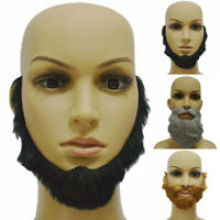 FP- Funny Fake Beard False Moustache Elasticated Halloween Party Prom Props Usef