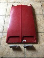 1970 Ford Mustang Mach 1 Original Hood Scoop With Turn Signal Lamps.