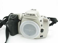 Minolta Dynax 500si, heller Kamerabody, TOP
