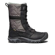 Keen Womens Hoodoo III Tall Winter Boots Black Sports Outdoors Warm Waterproof