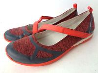 MERRELL US 9.5 EUR 40.5 Ceylon CAYENNE GRAY Walking Casual Mary Jane Shoe