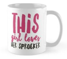 Sprocker Spaniel dog Mug cup Ideal gift present for any Lover of Spaniels