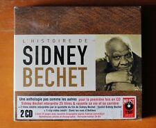 SIDNEY BECHET Coffret Digipack 2 CD (Neuf, sous blister)