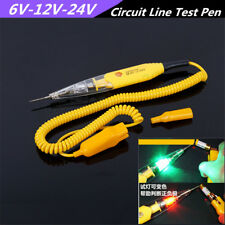 Portable DC6-24V Car Test Pencil Fuse Detection Circuit Line Pen Inspection Tool