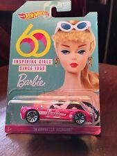 Hot Wheels 2019 Barbie 60th Anniversary 2014 Corvette Stingray Vhtf