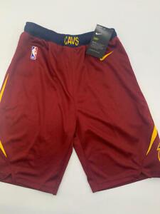 Cleveland Cavaliers Nike Youth Swingman Icon Performance Shorts - Wine, Medium