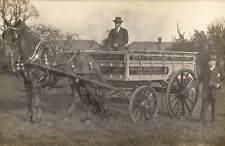 Hendon. Harry Stillman Sand & Ballast Merchant, Church End. Horse & Cart.