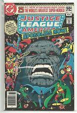 DC COMICS (1960 SERIES) JUSTICE LEAGUE OF AMERICA #184 185 LOT DARKSEID