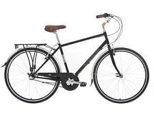 Men Hybrid/Comfort Bike Bicycles with Mudguards