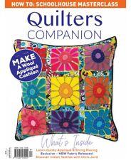 Quilters Companion Magazine #97 Vol. 18 No.3 - RRP A$12.95
