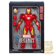 """IRON MAN - Hasbro Marvel Legends 12"""" Collector Series Action Figure - IN STOCK"""
