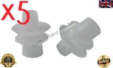 5pcs Paraurti Posteriore Parafango Passaruota Clip (0001781V002000) per Smart