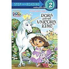 NEW - Dora and the Unicorn King (Dora the Explorer) (Step into Reading)