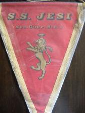 GAGLIARDETTO S.S. JESI CALCIO Soc.Coop. srl - anni 70/80 - pennant wimpel fanion